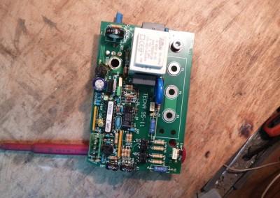 Bodovačka TECNA  (řízení procesorem) - 2