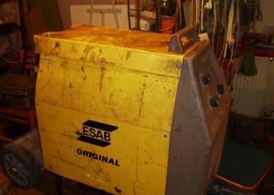 Elektrocentrála ESAB -KHM 190 HJS