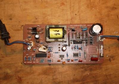 Nabíječ pro elektrický skůtr - 1